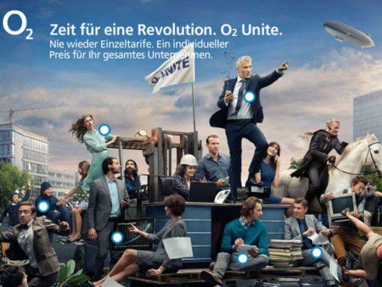 O2 Unite ersetzt die Business-Tarife bei Telefónica