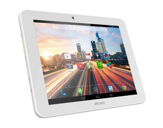 Archos 80 Helium 4G: Günstiges 8-Zoll-Tablet mit mäßigen Specs aber LTE