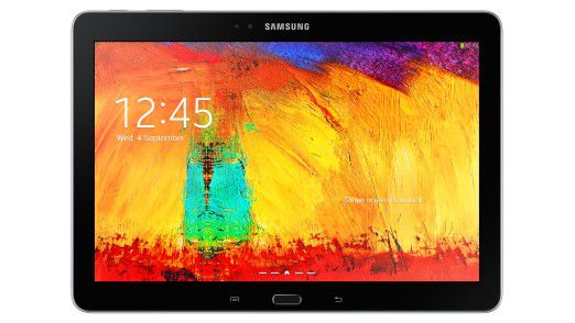 Display mit 2560 x 1600 Bildpunkten: Samsung Galaxy Note 10.1 2014