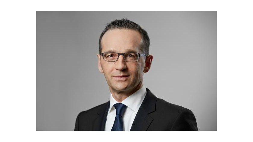 """Heiko Maas, Bundesminister der Justiz und für Verbraucherschutz: """"Es gibt da ganz klare Grenzen: Auch Geheimdienste müssen sich an die Gesetze halten"""""""