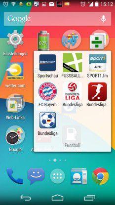 Bundesliga-Apps