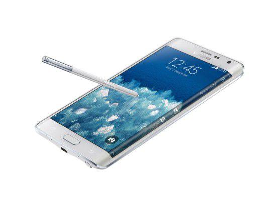 Samsung Galaxy Note Edge: Das Stift-Phablet bekommt ein Update auf Android 6.0.1 Marshmallow