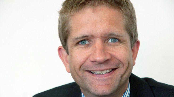 Martin Lehnert, Leiter Personalmanagement bei Penatsys erkennt die Hindernisse bei der Jobsuche.