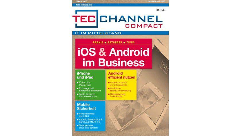 160 Seiten Praxis-Tipps, Ratgeber und Workshops liefert Ihnen das neue TecChannel Compact.