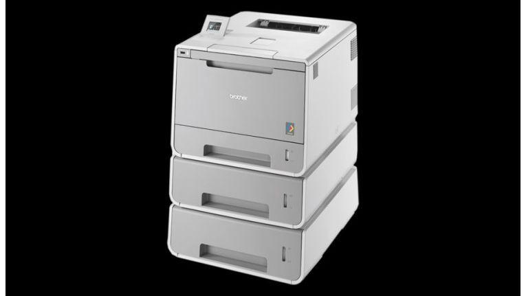 Der Brother-Farblaserdrucker HL-L9300CDWTT wird mit einer erweiterten dreijährigen Vor-Ort-Garantie ausgeliefert.