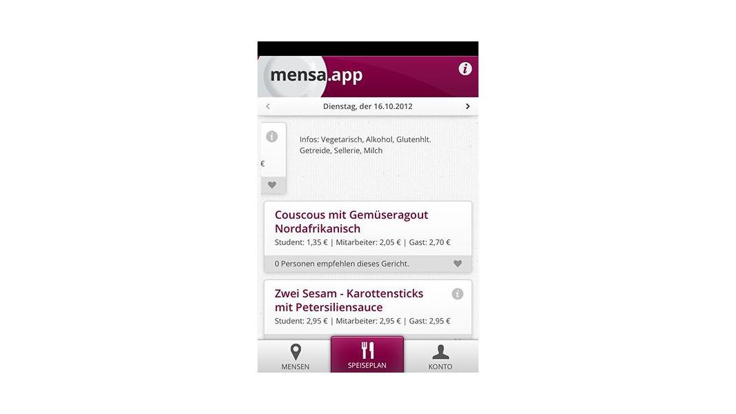 Empfehlenswerte Android Apps