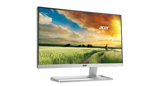 Full HD war gestern. Vermehrt halten 4k- und 5k-Monitore Einzug - auch im Business-Umfeld.
