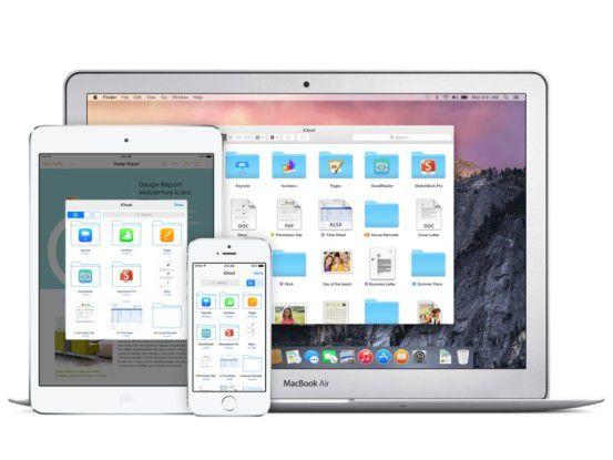 Neue Authentifizierungsmethode für die Apple iCloud