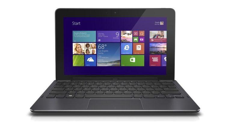 Erst eine Tastatur macht ein Windows-Tablet zum vollwertigen Arbeitsgerät: Dell bietet für das Venue 11 Pro zwei verschiedene an.