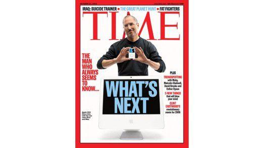 Steve Jobs traute die Welt fast alles zu - doch auch er machte Fehler.