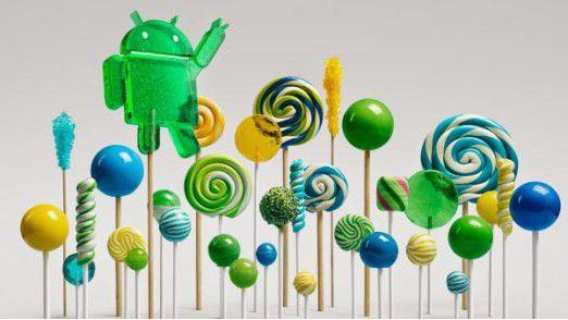Die Gooligan-Malware kann nur Geräte bis Android 5.1 Lollipop infizieren.