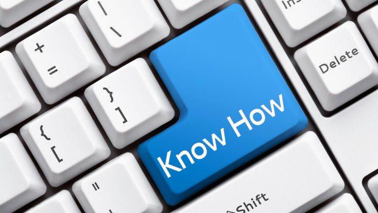 Fach- und Methodenwissen liegen vor Soft Skills und Refenrenzen auf dem ersten Platz der Qualifikationsmerkmale.