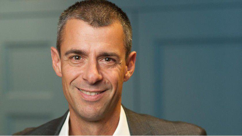 Martin Geier, Deutschland-Geschäftsführer AWS: Starke Nachfrage nach AWS-Diensten in Europa.