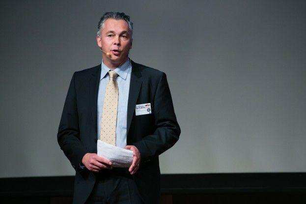 """""""Heute beginnen die M2M-Projekte nicht in der IT-Abteilung, sondern im Management."""" Eric Schneider, M2M Alliance"""