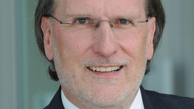 Christoph Kollatz, CIO/CPO bei der Deutschen Lufthansa AG.