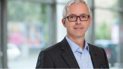 Andreas Hankel, Immobilien Scout GmbH ist CIO des Jahres im Mittelstand.