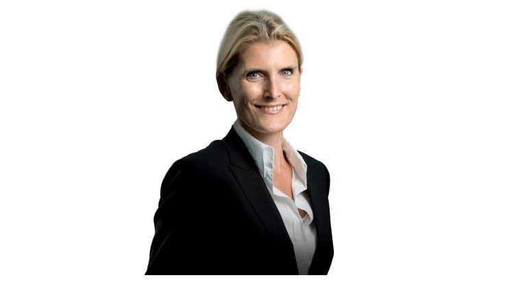 """Barbara Scheben: """"Im Ernstfall müssen viele Stellen im Unternehmen schnell und effektiv zusammenarbeiten. Das spart Zeit und sichert das Unternehmen ab."""""""