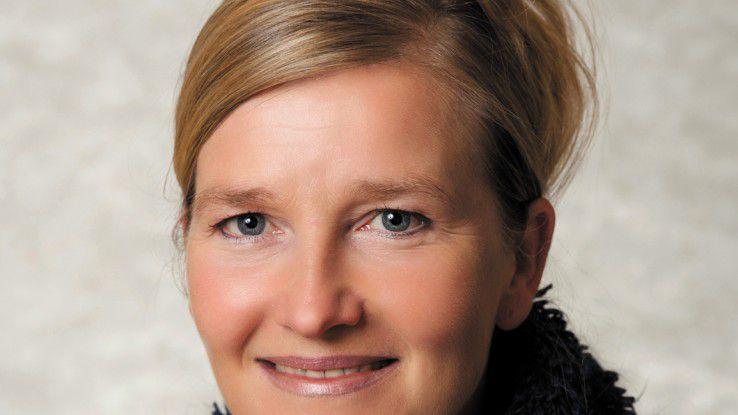 Ute Stümpel hat das erste Vergleichsportal für Jobbörsen gegründet.