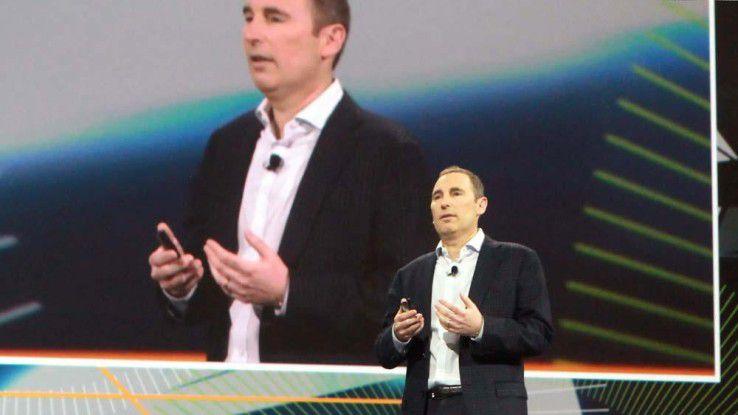 """Andy Jassy, Amazons AWS-Chef: """"Cloud ist die größte technologische Revolution in der IT-Geschichte."""""""