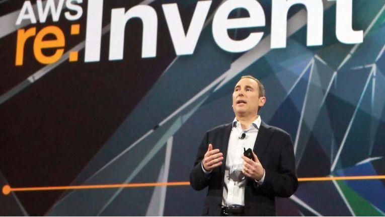 """AWS-Chef Andy Jassy: """"Die Cloud ist der neue Normalfall, das eigene Rechenzentrum ist ein Relikt das ausgedient hat."""""""