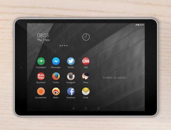 Versucht Nokia nun sein Comeback mit Tablets und Android?
