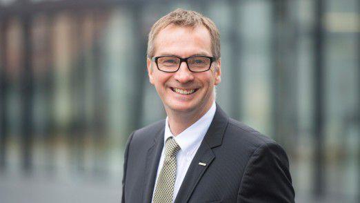 """CIO Matthias Mehrtens von Kärcher: """"Wir wollten erst auf der Datenbankseite S4-ready sein und später auf der Business-Seite nachziehen."""""""