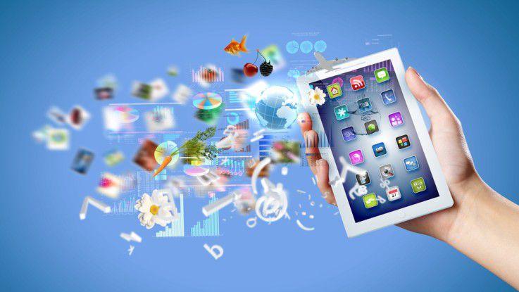 Schon längst sind Apps nicht mehr nur auf mobile Geräte fixiert.