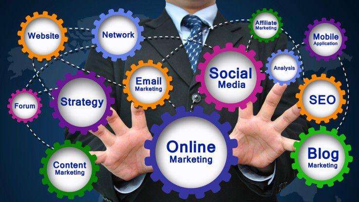 Big Data eröffnet Marketingabteilungen die Möglichkeit, ihre Kunden auf allen Kanälen mit personifizierten Angeboten anzusprechen.