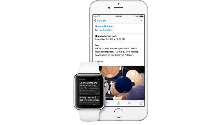 Vorsicht: Die Apple Watch kann auch in einem gemeinsamen WLAN-Netz mit dem verbundenen iPhone kommunizieren.
