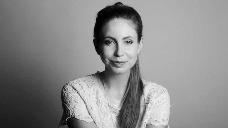 """Christiane Stenger ist Fernsehmoderatorin und Autorin des Buches """"Lassen Sie Ihr Gehirn nicht unbeaufsichtigt""""."""