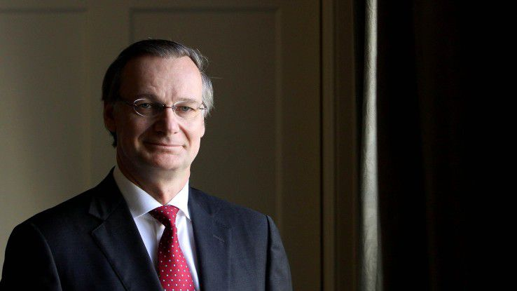 """Pierre Nanterme, Chairman und CEO von Accenture: """"Die Kooperation mit Microsoft ist eine der wichtigsten und strategischsten Initiativen, um die Adaption von Cloud-Computing weiter voranzubringen"""""""