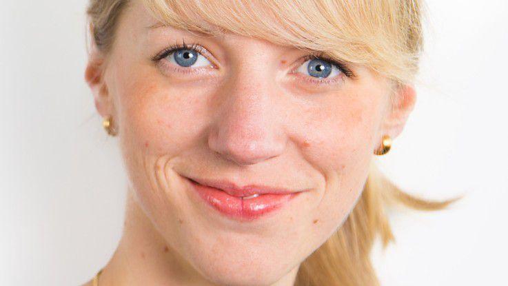 Ramona Hieß arbeitet seit vier Jahren in der deutschen Niederlassung des chinesischen Netzwerkanbieters TP-Link.