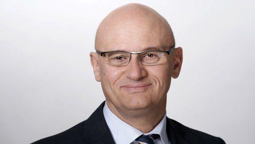 Christian Stoschek, den Leiter des Konzernbereichs Qualitäts- und Projekt-Management bei der Flughafen München GmbH