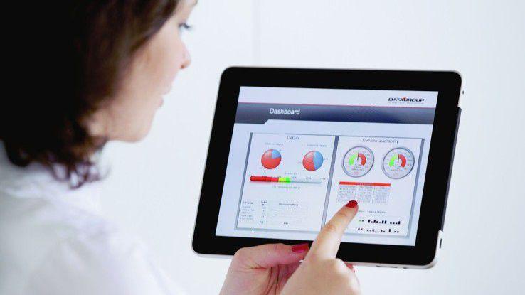 Standardisierte IT-Prozesse sind Voraussetzung für messbare Qualität.