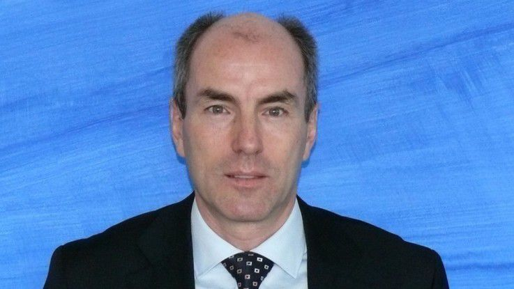 Martin Buess, Head of Global General Insurance Claims Business Intelligence bei Zurich