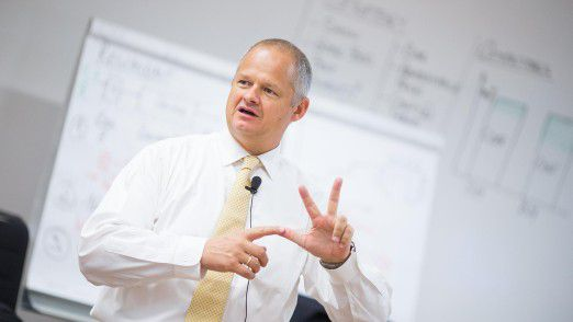Marc Sachon, Professor an der IESE Business School in München.