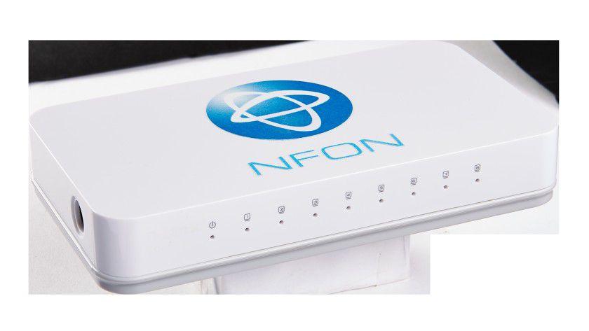 Die Brücke zwischen Systemtelefonen und VoIP aus der Cloud schlägt die Ncloudbox+