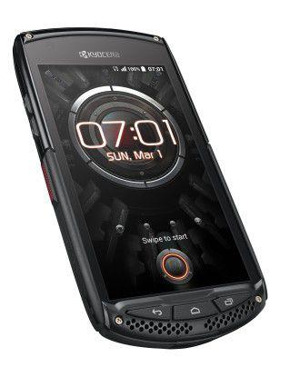 Druckerhersteller Kyocera tritt nun auch mit Smartphones in Europa an.