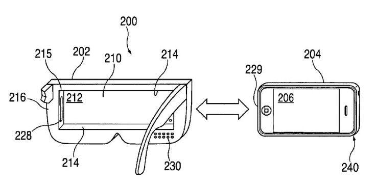 Wer hats erfunden? Das Apple-Konzept erinnert an bereits existierende VR-Brillen wie Google Cardboard oder Samsung Gear VR.