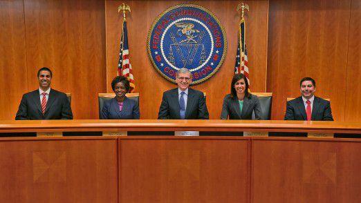 Die FCC entschied sich mit 3-2 Stimmen für die neuen Regeln zur Netzneutralität.