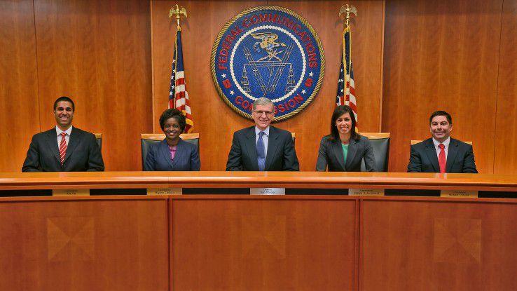 Tag der Entscheidung: Spricht sich die FCC heute für eine strikte Netzneutralität aus?