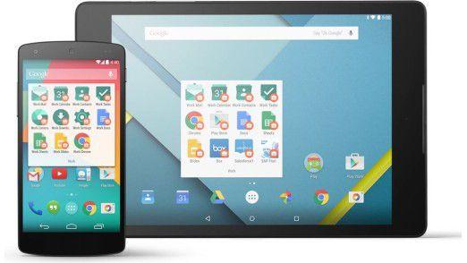 BES12 unterstützt nun auch Android for Work.