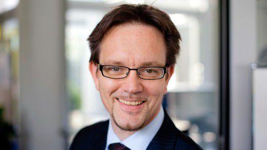 Ralf Nagel führt Einzelprojekte zusammen.