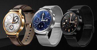 Ein wirklicher Eyecatcher: Die Huawei Watch