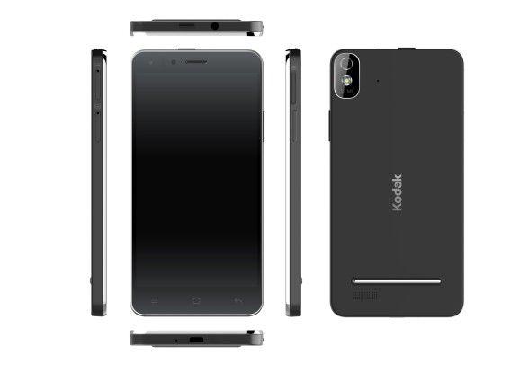 Kodak bringt mit dem IM5 ein eigenes Smartphone auf den Markt.