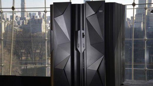 IBMs neueste Großrechner-Generation z13