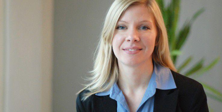 Sarah Lenger ist Personal-Managerin beim norddeutschen SAP-Beratungshaus Innobis.