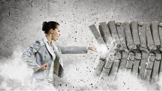 Wer viel arbeitet muss auch auf seine Gesundheit achten, um langfrristig leistungsfähig zu bleiben.