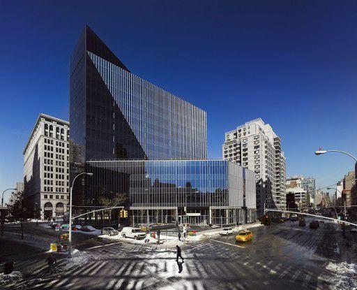 """Das Hauptquartier von Watson befindet sich """"standesgemäß"""" am Aston Place, Teil von New Yorks Silicon Alley."""