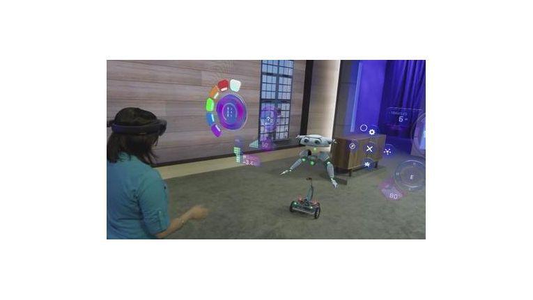 Microsoft Hololens: Neue Demos auf der Build 2015